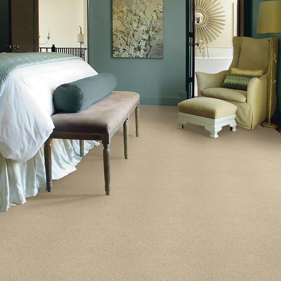 Shaw Floors Shaw On Shelf Playa Azul Parchment 00125_SOS83