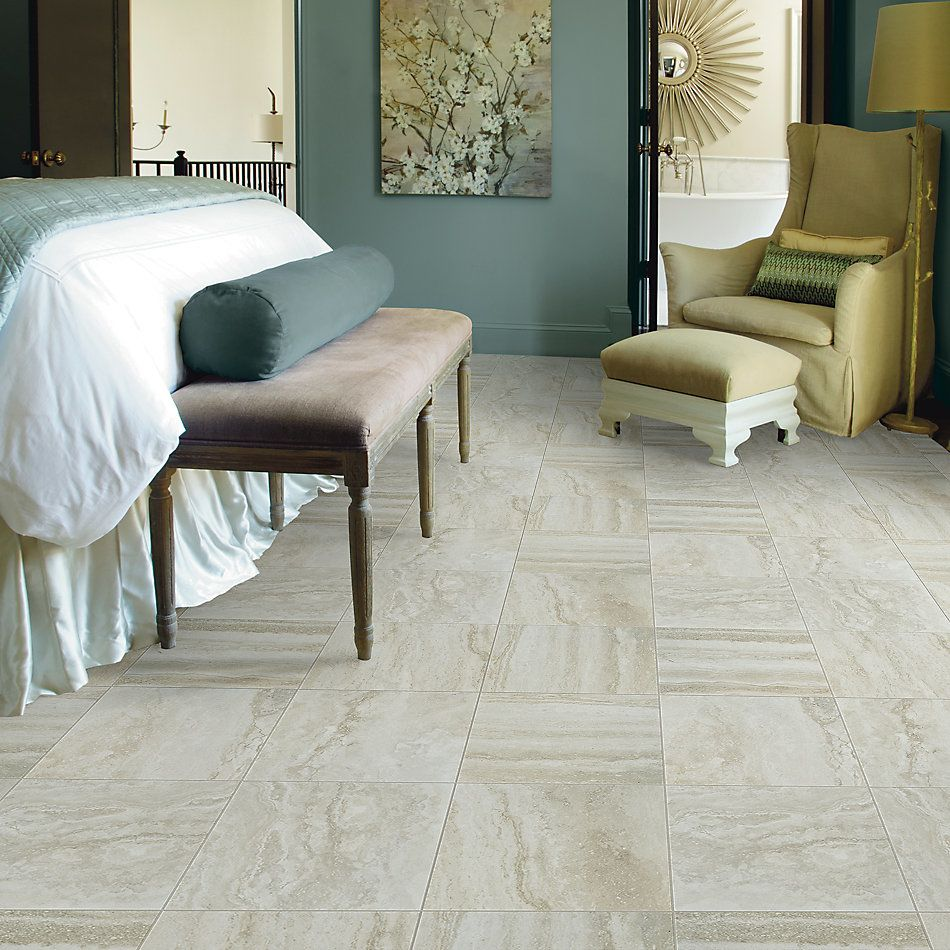 Shaw Floors Home Fn Gold Ceramic Saturn 13×13 Ivory 00125_TG27A