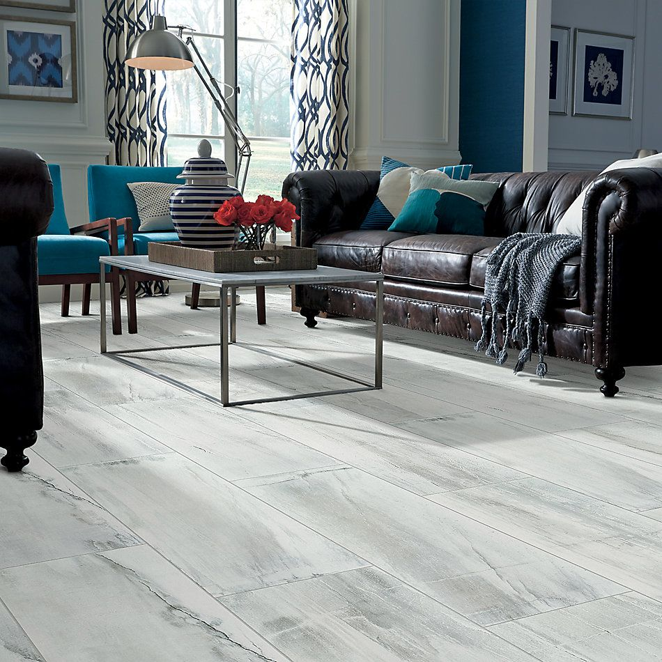 Shaw Floors Waterfalls 12×48 White Water 00125_TG33D