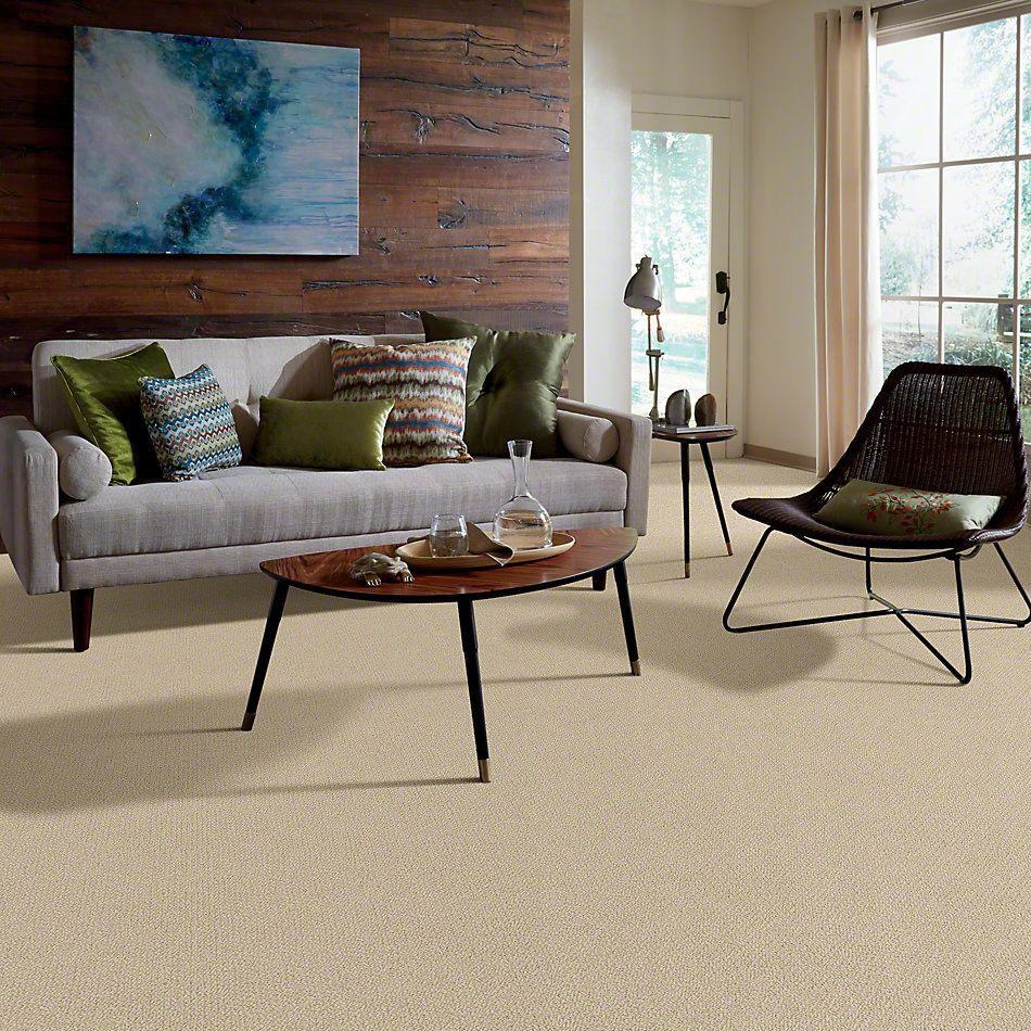 Shaw Floors Shaw Flooring Gallery Supreme Comfort Loop Beach Walk 00126_5469G