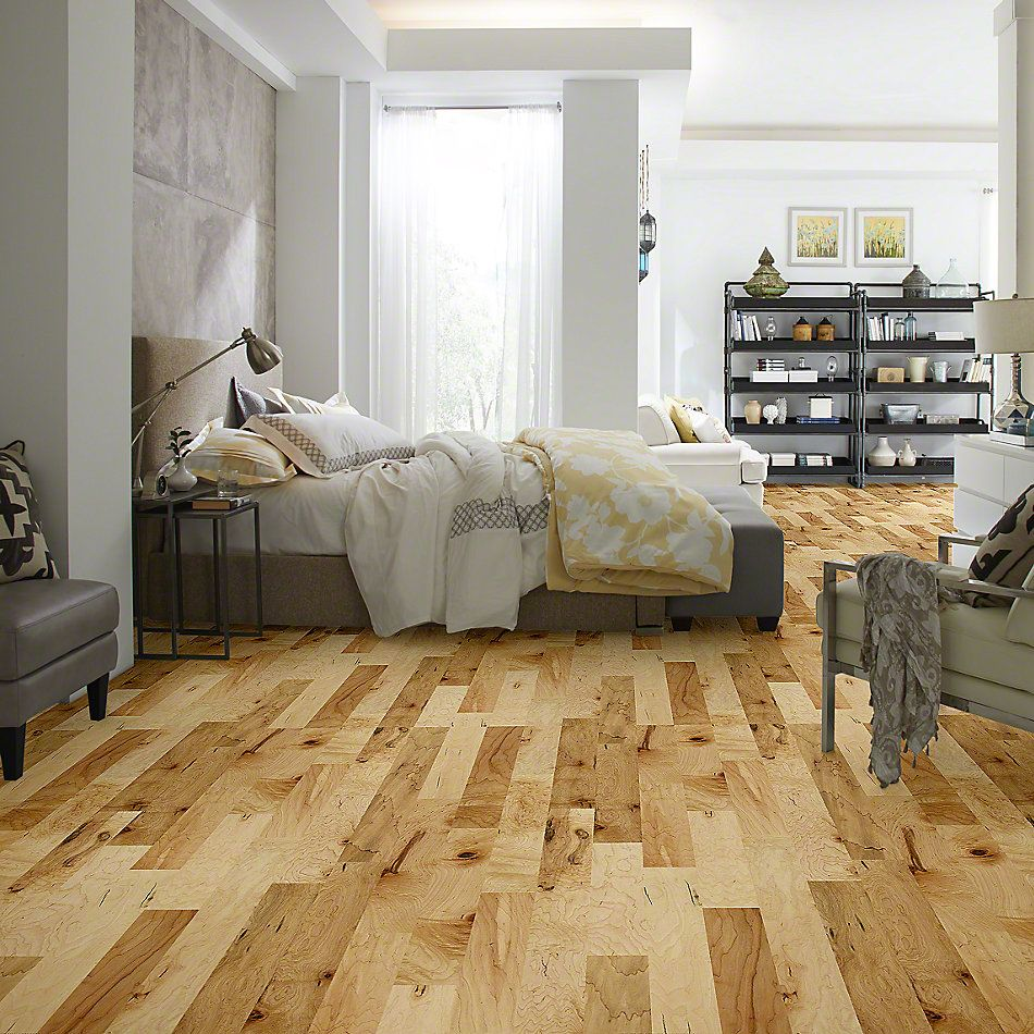 Shaw Floors Shaw Hardwoods Ocala Maple Natural 00130_SW590