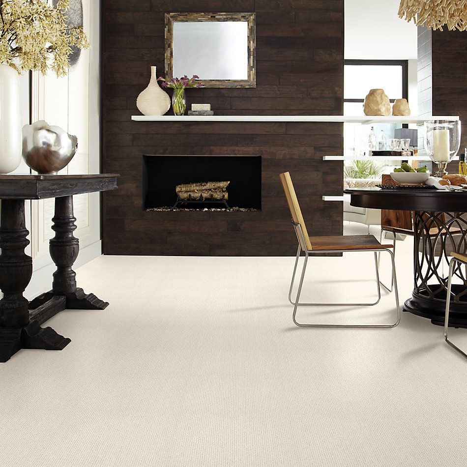 Shaw Floors Caress By Shaw Tranquil Waters Vanilla 00130_CCS80