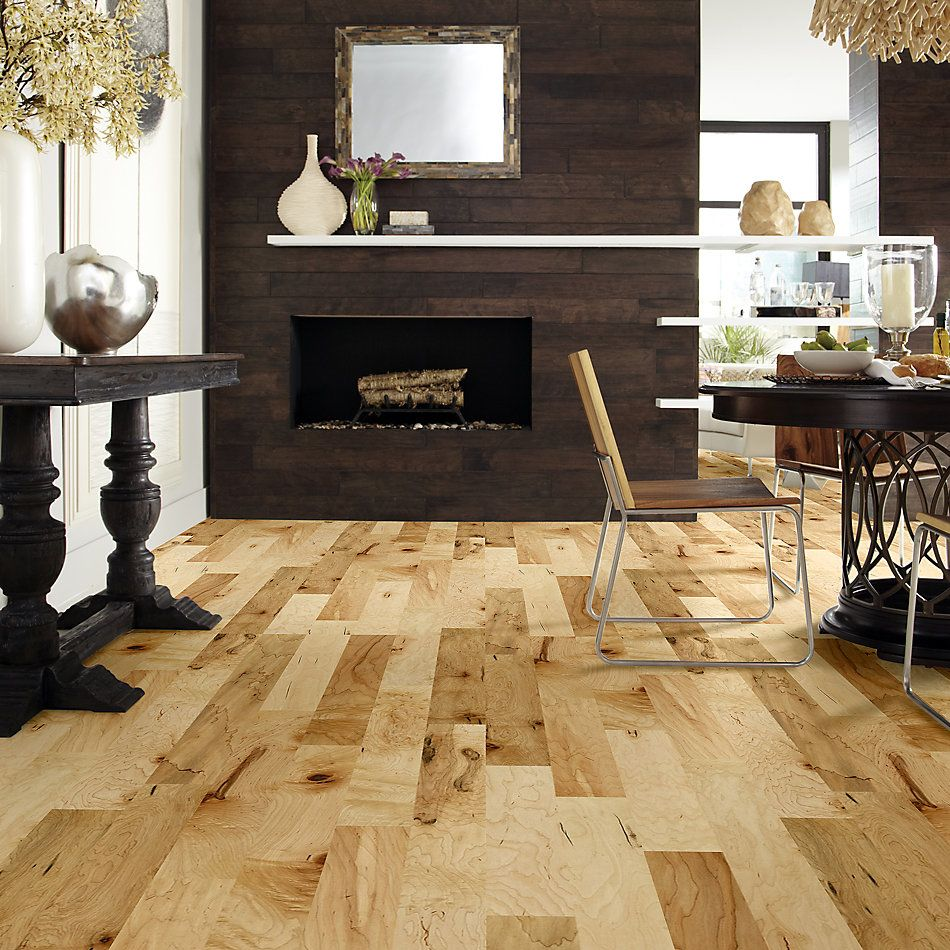 Shaw Floors Duras Hardwood Palm Beach II Maple Natural 00130_HW639