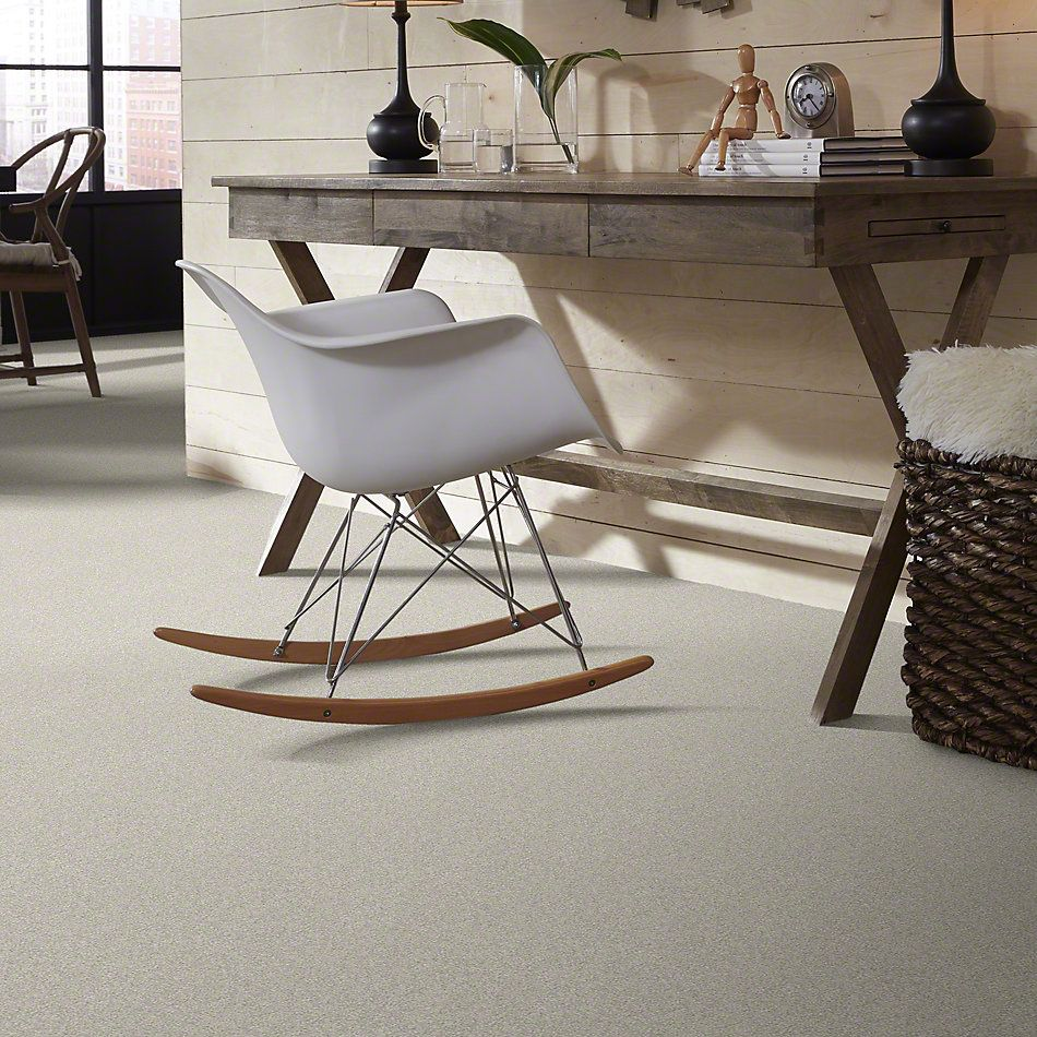 Shaw Floors Anso Colorwall Gold Texture Waikiki Sand 00131_EA571