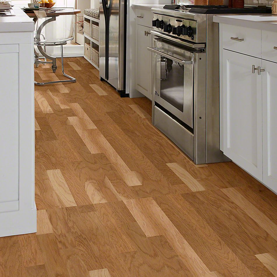 Shaw Floors Hardwood Pallet Only Jubilee 3 1/4 Pallet Only Honey Spice 00132_SWP50