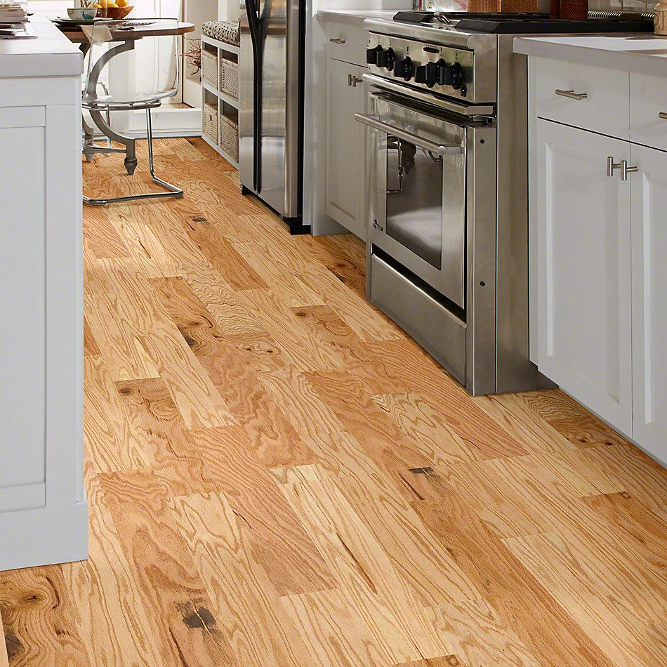 Shaw Floors Shaw Hardwoods Albright Oak 5 Rustic Natural 00135_SW582