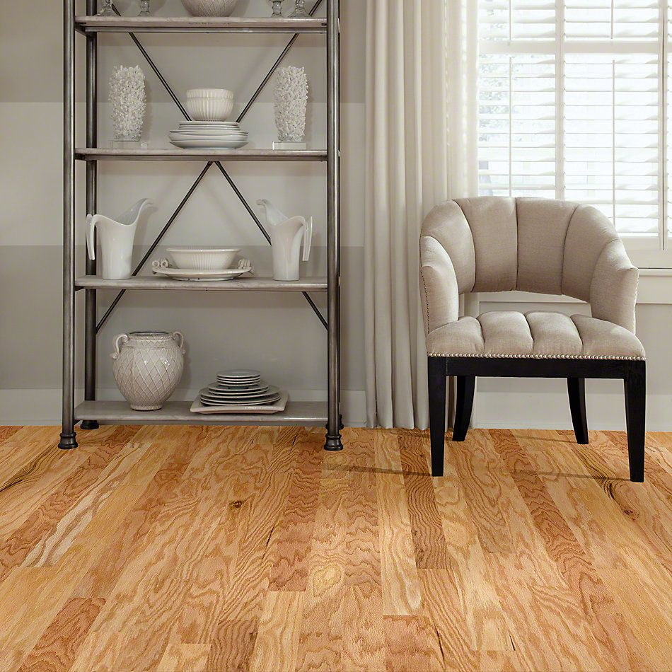 Shaw Floors SFA Arden Oak 3.25 Rustic Natural 00135_SA489