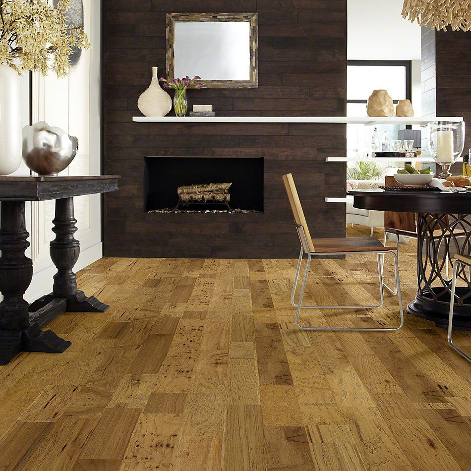 Shaw Floors Home Fn Gold Hardwood Natchez Parchment 00138_HW226