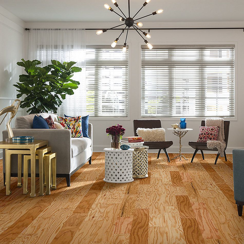 Shaw Floors Home Fn Gold Hardwood Colt 5″ Rustic Natural 00143_HW488