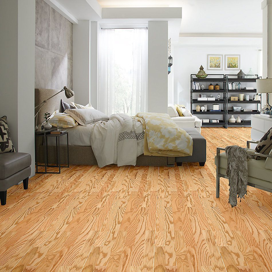Shaw Floors Home Fn Gold Hardwood Rosebrooke Oak Rustic Natural 00143_HW515