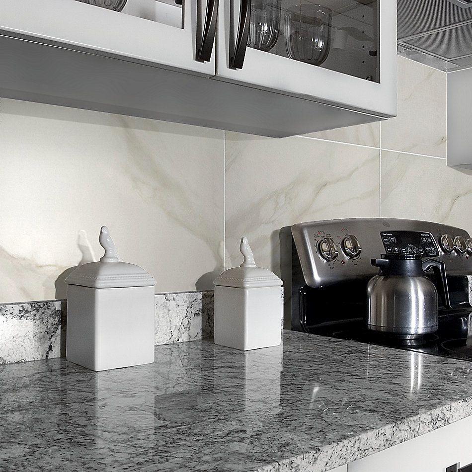 Shaw Floors Ceramic Solutions Serene 24×24 Polished Bianco Covelano 00150_358TS