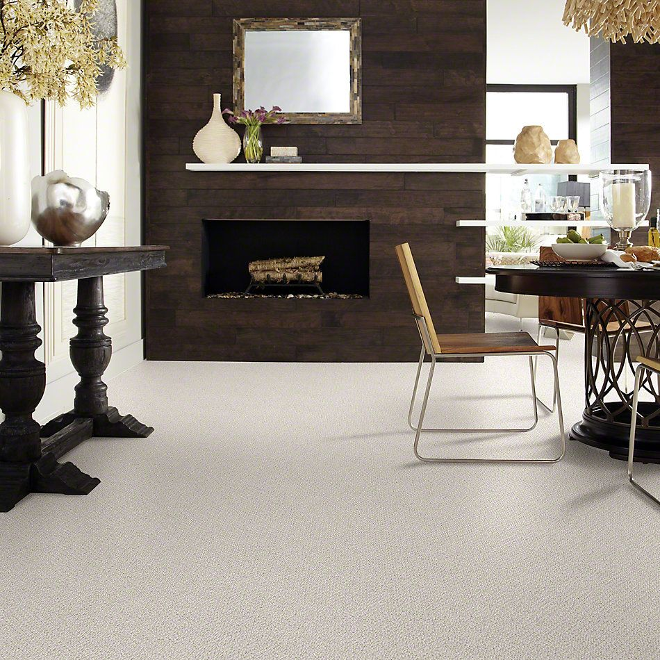 Shaw Floors Shaw Design Center True Reflections Loop Textured Canvas 00150_5C782