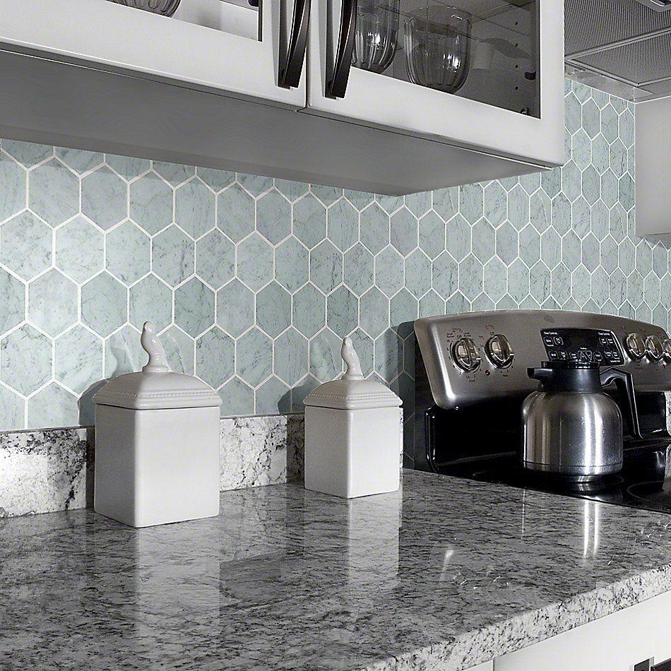 Shaw Floors Ceramic Solutions Bianco Carrara 00150_CS56P