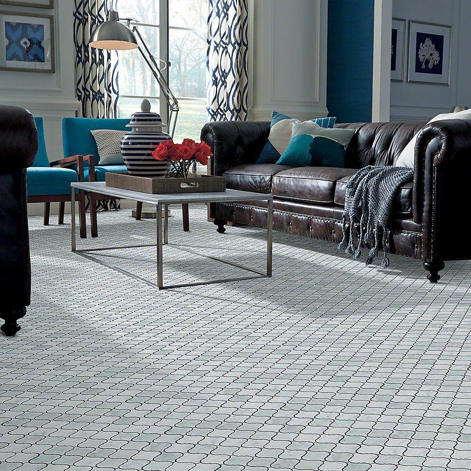 Shaw Floors SFA Pearl Lantern Bianco Carrara 00150_SA37A