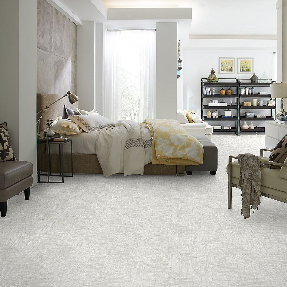 Shaw Floors Caress By Shaw Insightful Journey Snowfall 00150_CC71B