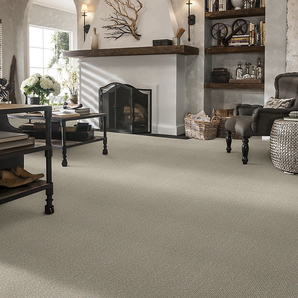 Shaw Floors Caress By Shaw Tranquil Waters Buff 00150_CCS80