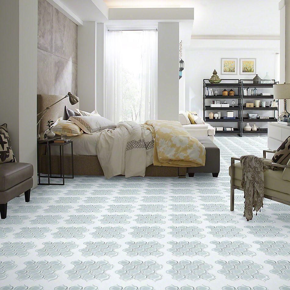 Shaw Floors Ceramic Solutions Cardinal Lantern Glass Mosaic Skylight 00150_CS17Z