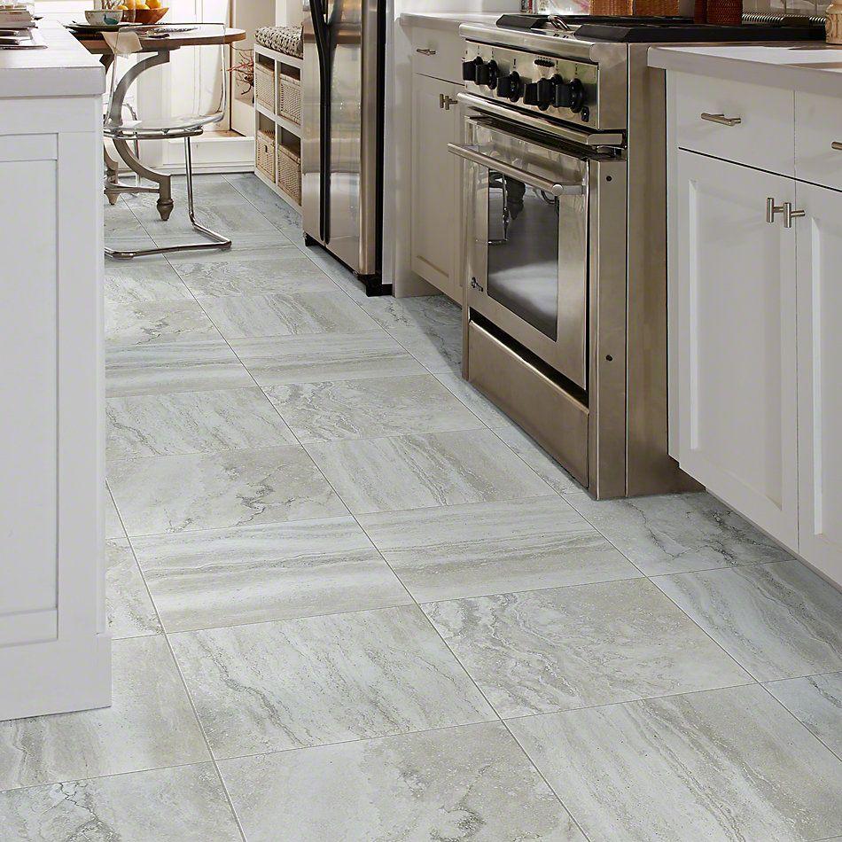 Shaw Floors Ceramic Solutions Genesis 18×18 Grey 00150_CS24V
