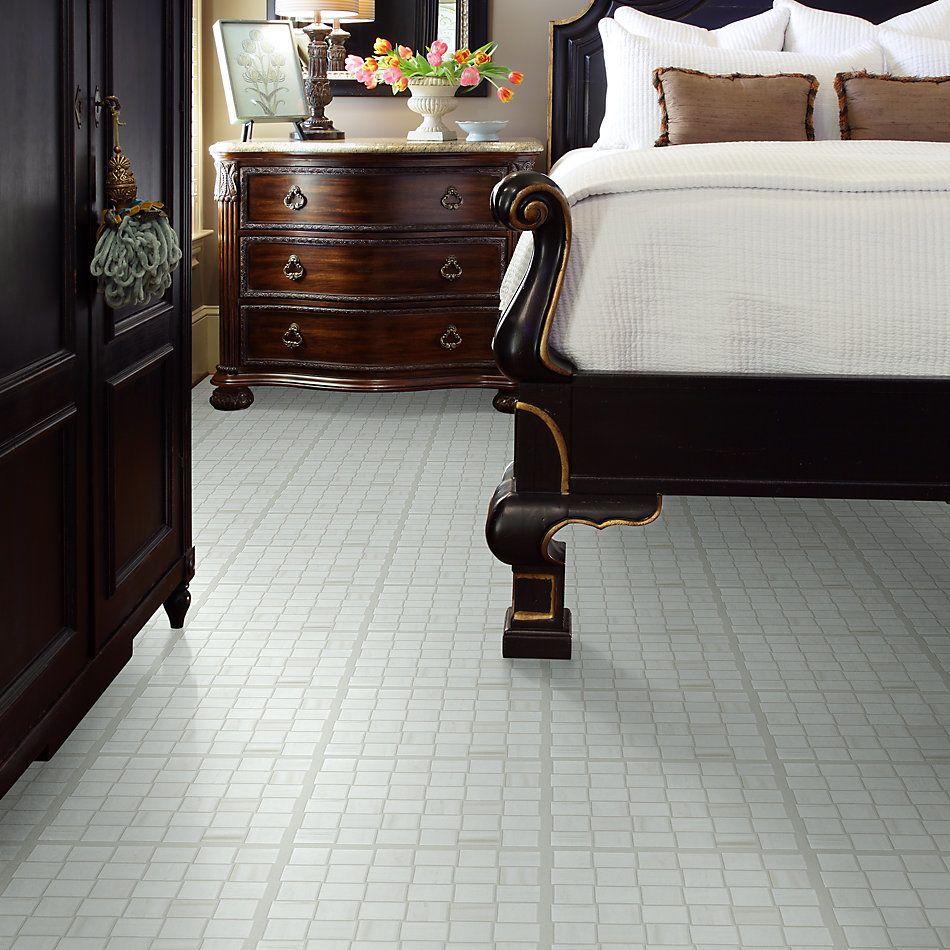 Shaw Floors Ceramic Solutions Range Mosiac Plsh Bianco 00150_CS33Z