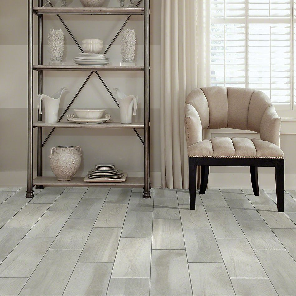 Shaw Floors Ceramic Solutions Heirloom 7 X 22 Fine China 00150_CS38Z