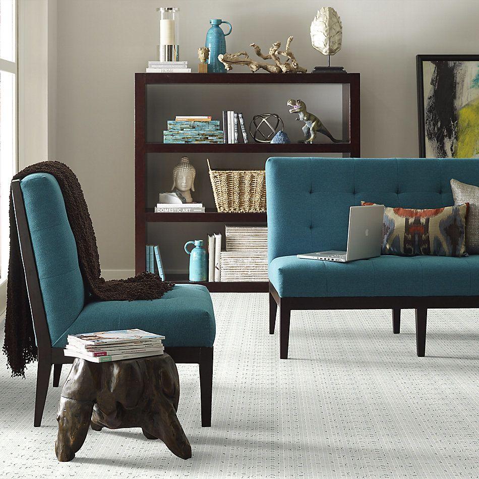 Shaw Floors Home Fn Gold Ceramic Infinity Mosaic Carrara 00150_TG12E