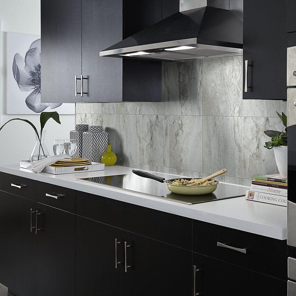 Shaw Floors Home Fn Gold Ceramic Saturn 13×13 Grey 00150_TG27A