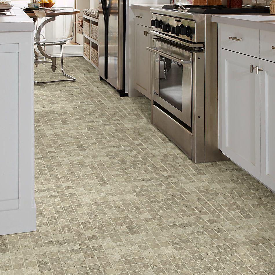 Shaw Floors Home Fn Gold Ceramic Formula Mosaic Cast 00150_TG41B
