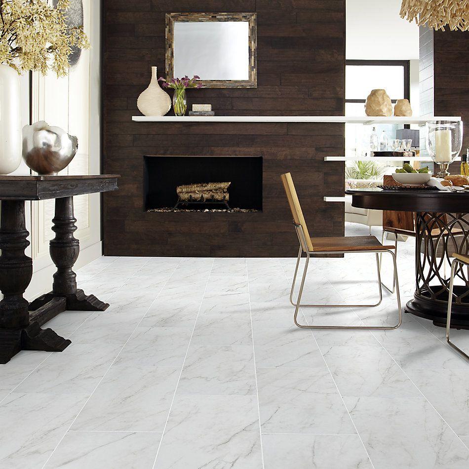Shaw Floors Home Fn Gold Ceramic Altero 12×24 Carrara 00150_TG86C
