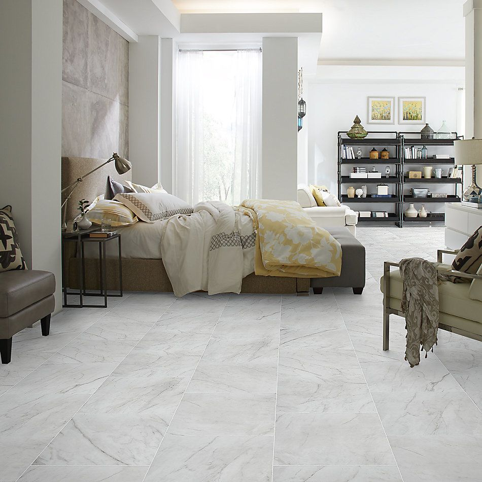 Shaw Floors Home Fn Gold Ceramic Altero 20×20 Carrara 00150_TG89C