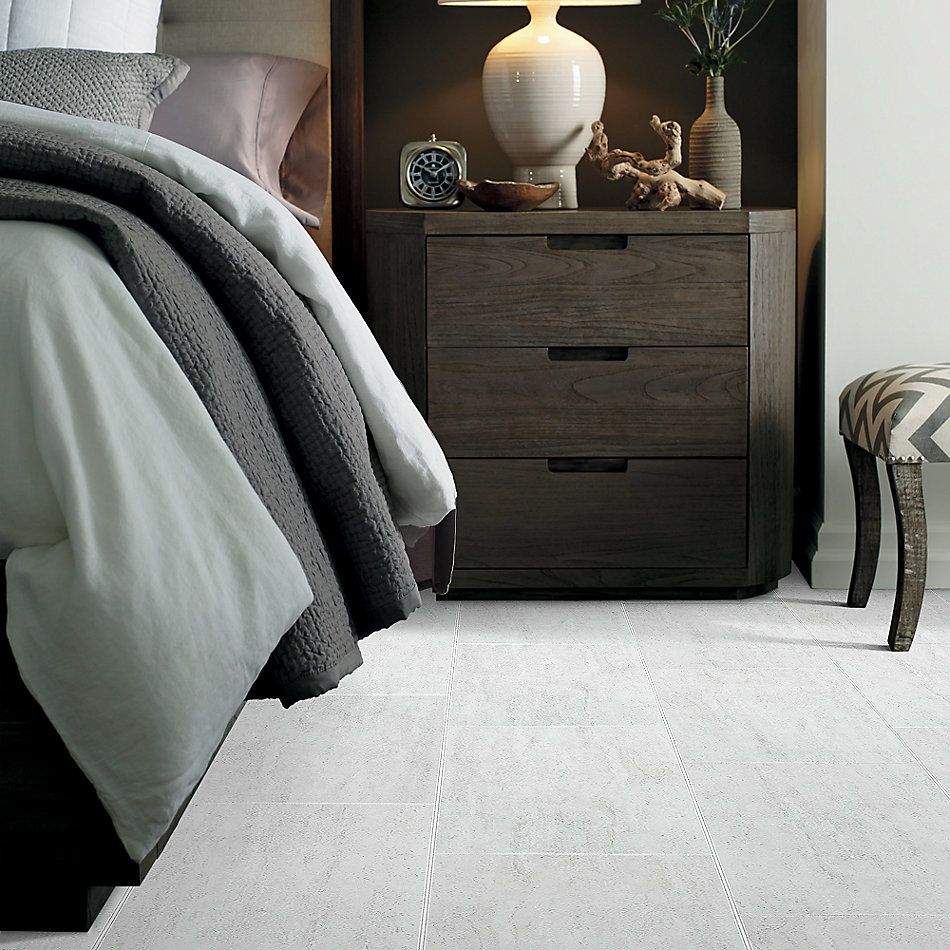 Shaw Floors Home Fn Gold Ceramic Travertino 12×24 Light Grey 00150_TGH16