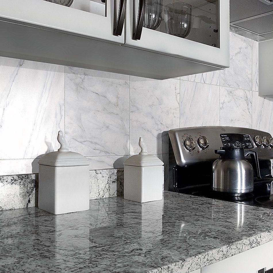 Shaw Floors Home Fn Gold Ceramic Caracalla 12×12 Carrara 00150_TGM43