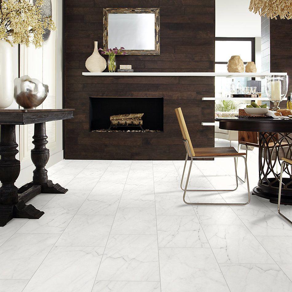Shaw Floors Home Fn Gold Ceramic Caracalla 12×24 Carrara 00150_TGM45