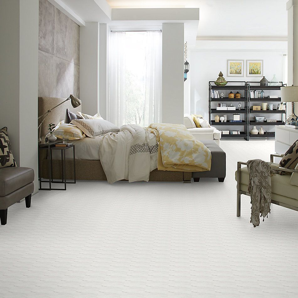 Shaw Floors Home Fn Gold Ceramic Caracalla 3×6 Wall Carrara 00150_TGM46