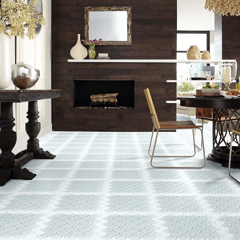 Shaw Floors Toll Brothers Ceramics Principal Fan Glass Mosaic Skylight 00150_TL79B
