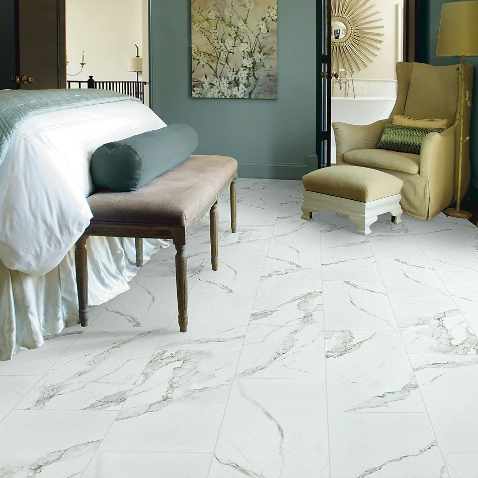 Shaw Floors Ceramic Solutions Range 12×24 Polish Statuario 00151_CS30Z