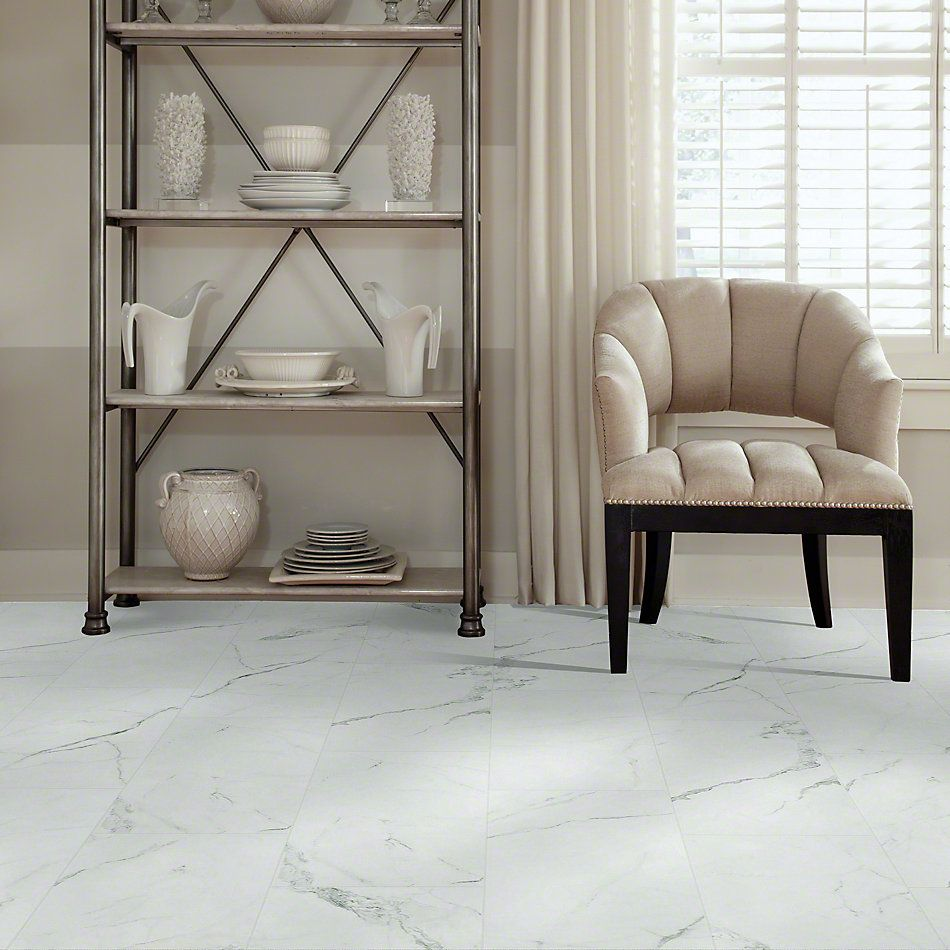Shaw Floors Ceramic Solutions Range 12×24 Statuario 00151_CS34W