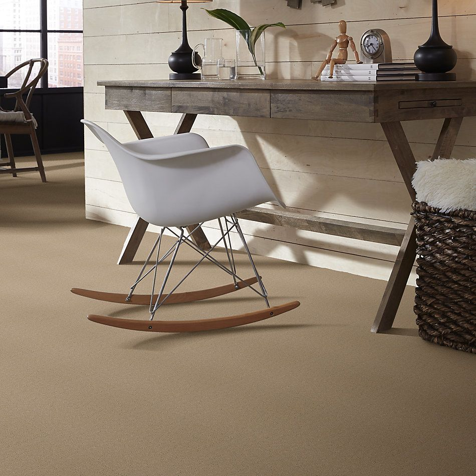 Shaw Floors Shaw Design Center Kinship 3.25 Brown Rice 00151_DC200