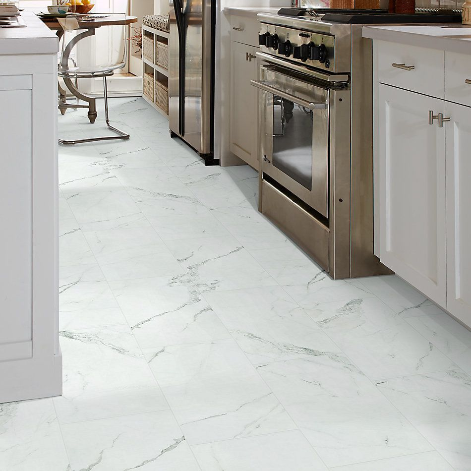 Shaw Floors Home Fn Gold Ceramic Marvel 12×24 Matte Statuario 00151_TG02C
