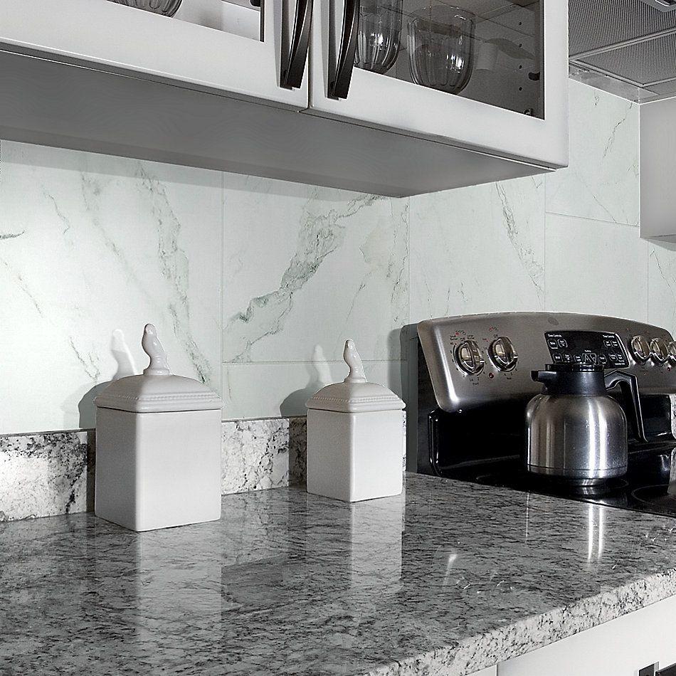 Shaw Floors Home Fn Gold Ceramic Stonehenge 16×32 Matte Statuario 00151_TG47D