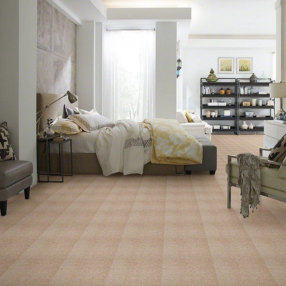 Shaw Floors Ever Again Nylon Eco Elegance Softly Beige 00152_PS501