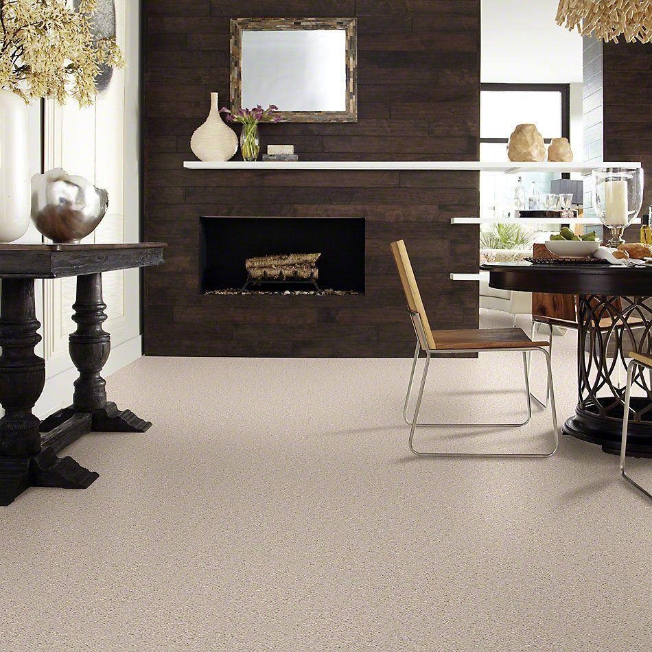Shaw Floors Queen Solitude II 15′ Sheer Ecru 00153_Q3955