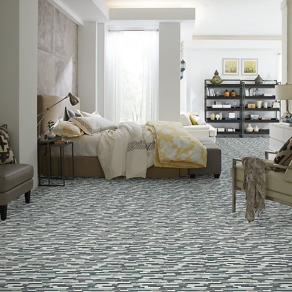Shaw Floors Toll Brothers Ceramics Awesome Mix Random Linear Mosi Waterfall 00154_TL63B