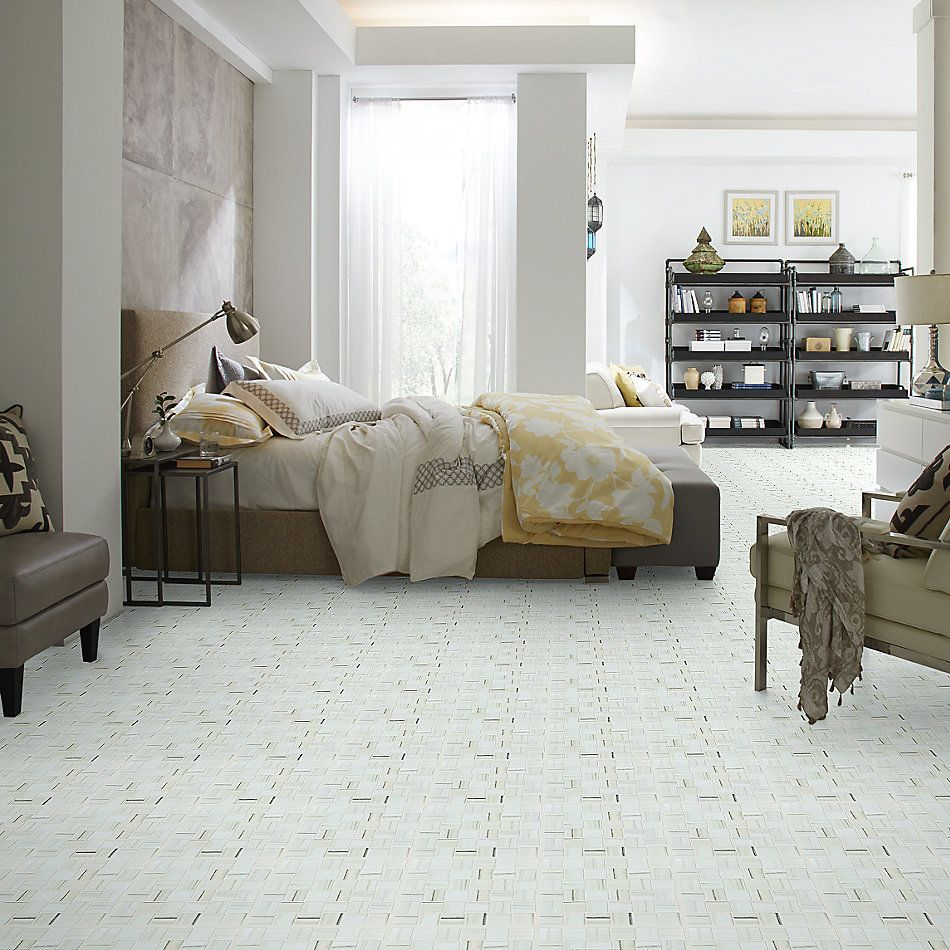 Shaw Floors Ceramic Solutions Range Bw Mosiac Plsh Zebrino 00155_CS33Z