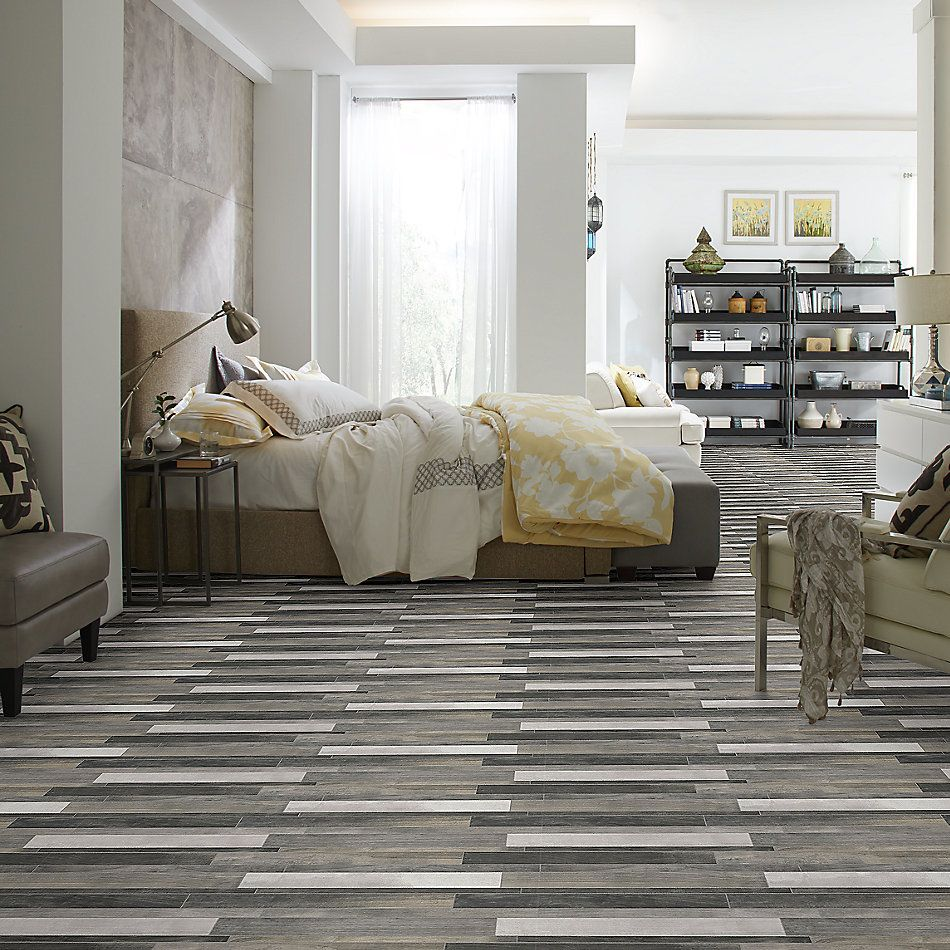 Shaw Floors Home Fn Gold Ceramic Romance Os Mosaic Grey Mix 00155_TG75C