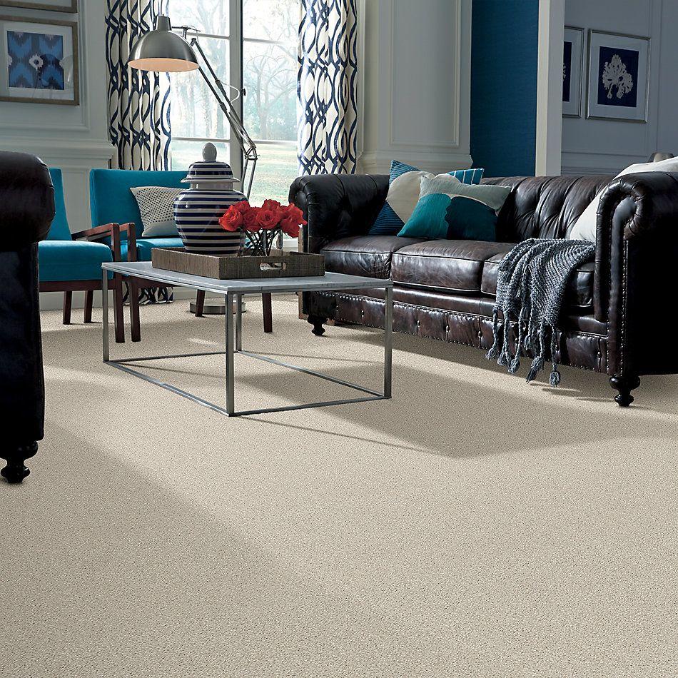 Shaw Floors Caress By Shaw Cozy Harbor II Delicate Cream 00156_CC79B