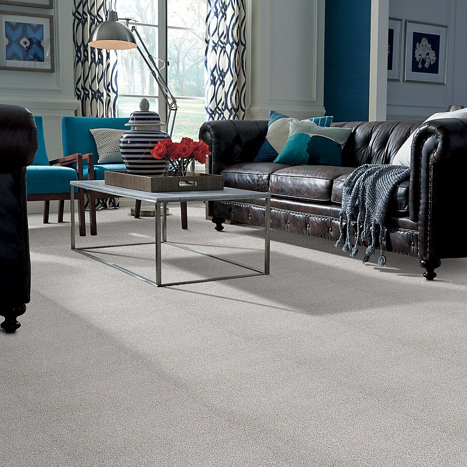Shaw Floors Value Collections Take The Floor Tonal Blue Net Classique 00161_5E074
