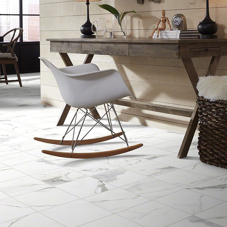 Shaw Floors Ceramic Solutions Maximus 12×12 Calacatta 00170_CS14M