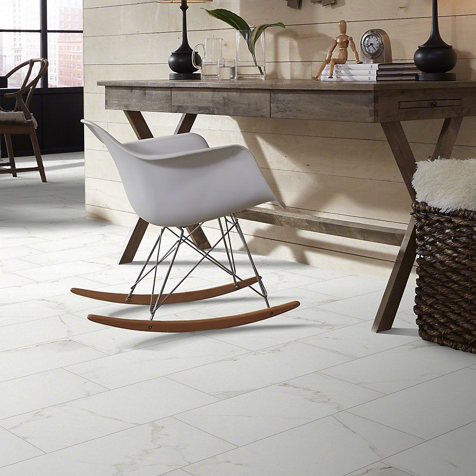 Shaw Floors Ceramic Solutions Maximus 12×24 Calacatta 00170_CS16M