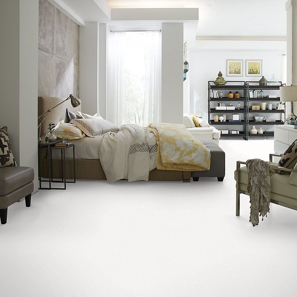 Shaw Floors Value Collections Infallible Instinct Net White Hot 00170_E9774