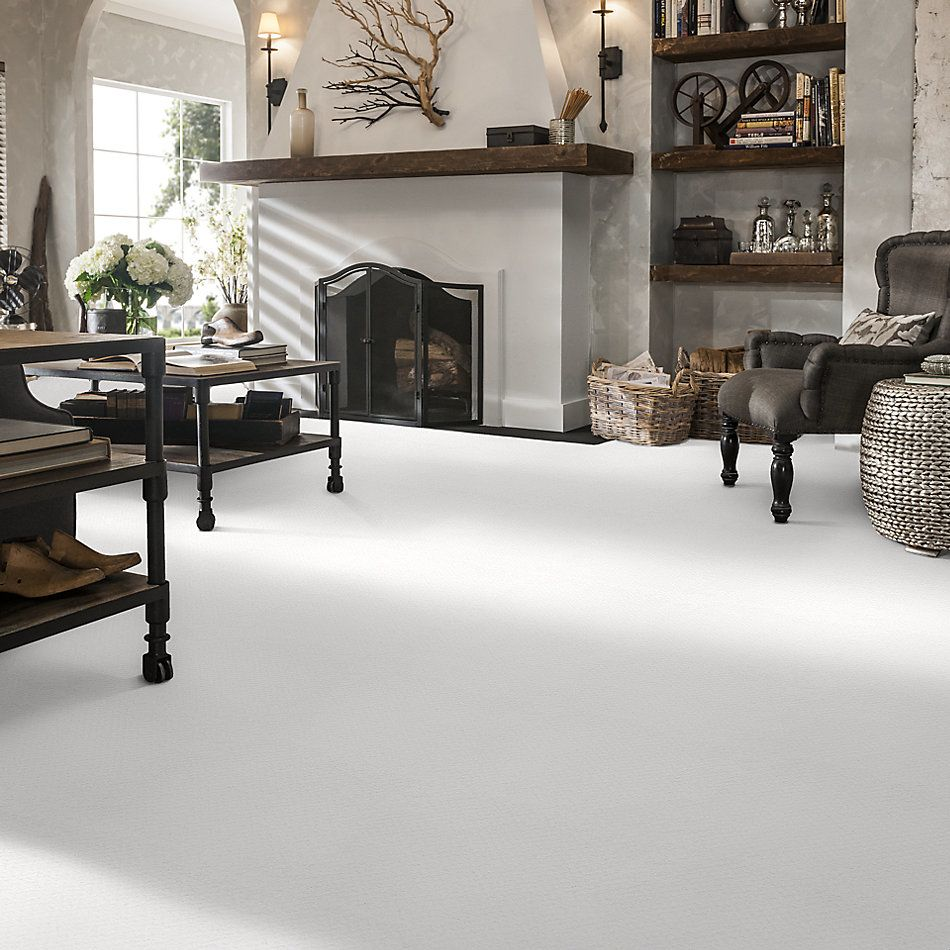 Shaw Floors Value Collections Smart Thinking Net White Hot 00170_E9778